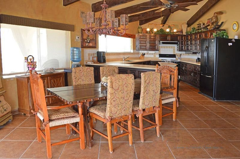 Rocky Point Puesta-Del-Sol-Kitchen