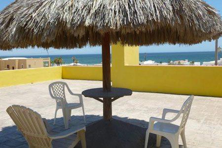 Rocky Point Las-Conchas-Casa-Amarilla-Upper-Floor-Patio-Views