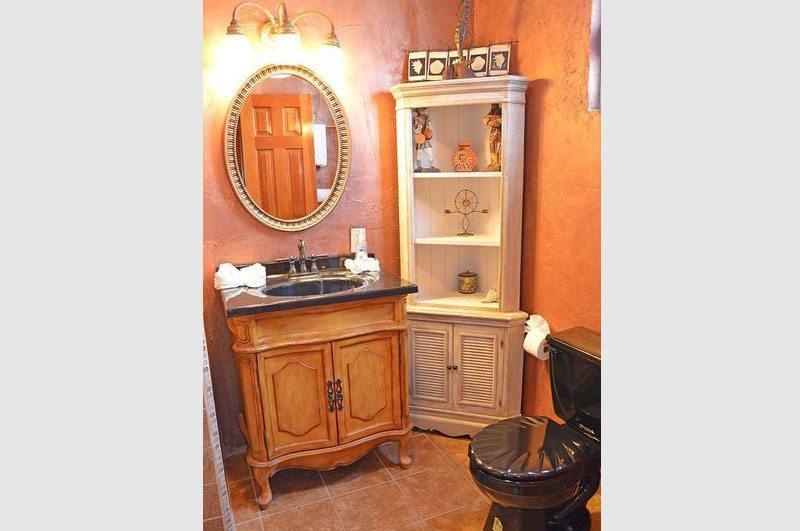 Rocky Point Las-Conchas-Puesta-Del-Sol-Bathroom