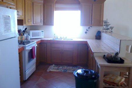 Rocky-Point-House-Rentals-Casa-Amarilla-Upper-Floor-Kitchen