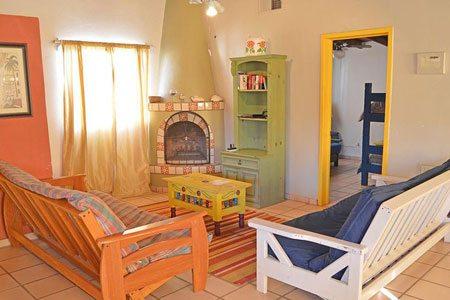 Rocky Point las-conchas-casita-chapman-living-room
