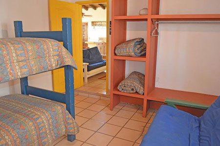 Rocky Point las-conchas-casita-chapman-second-bedroom