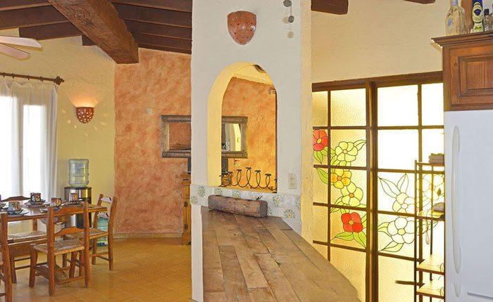 rocky-point-house-rental-agaves-del-mar-breakfast-bar-side