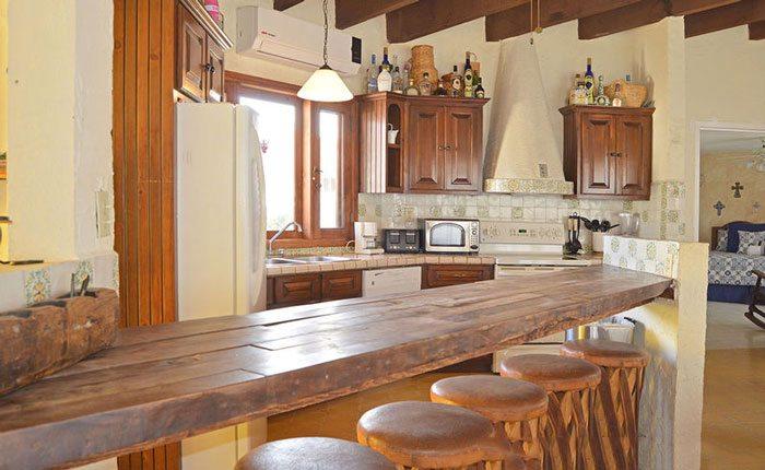 rocky-point-house-rental-agaves-del-mar-breakfast-bar