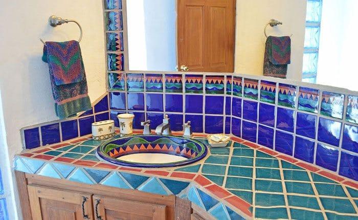 rocky-point-house-rental-casa-azul-mariposa-bathroom