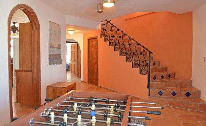 rocky-point-house-rental-casa-azul-mariposa-stair-case