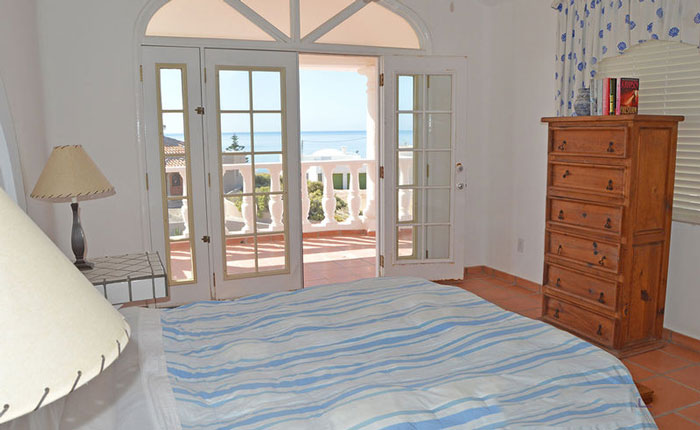 Rocky-Point-House-Rental-Las-Vista-del-Mar-Bedroom-with-ocean-view