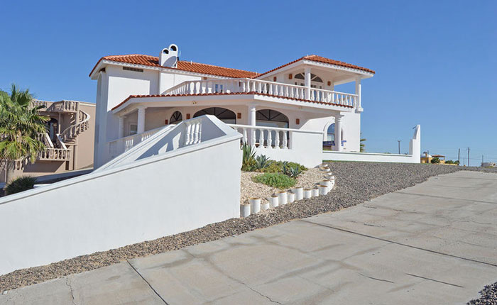 Rocky-Point-House-Rental-Las-Vista-del-Mar-Front-View