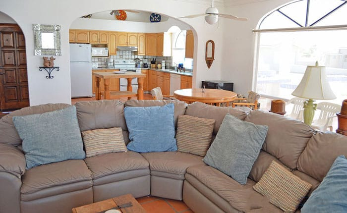 Rocky-Point-House-Rental-Las-Vista-del-Mar-Living-room