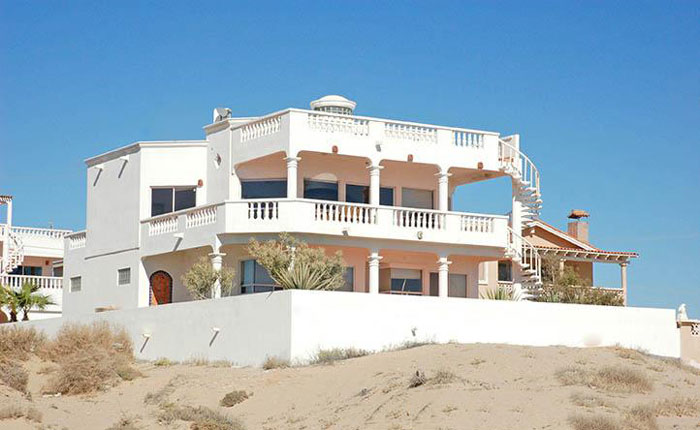 Rocky-Point-House-Rental-Casa-Del-Sol-Front-View