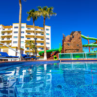 Puerto Penasco Hotel Las Palmas Rocky Point