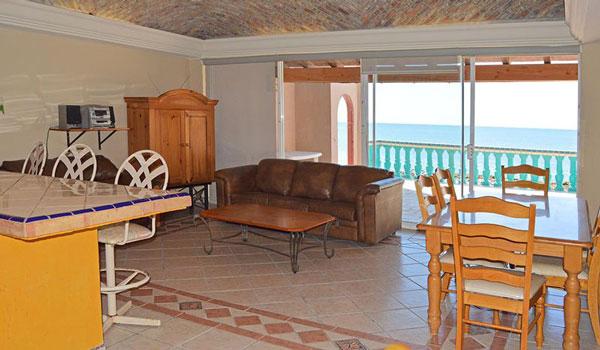 Rocky Point Mirador-Las-Palmas-3bd-living-dining-room