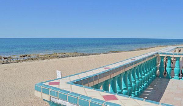 Rocky Point Mirador-Las-Palmas-3bd-patio-view