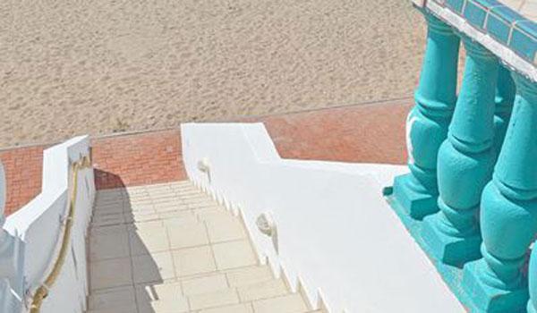 Rocky Point Mirador-Las-Palmas-3bd-stairs