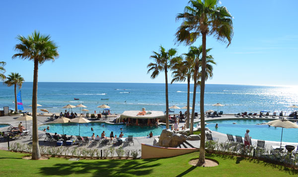 Rocky Point Sonoran-Sea-Resort-Grounds