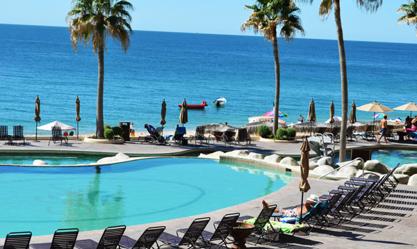 Rocky Point Sonoran-Sea-Resort-Lounging-Area
