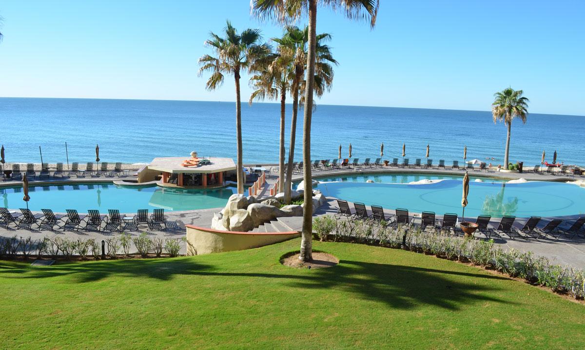 Rocky Point Sonoran Sea Resort Swimming Pools