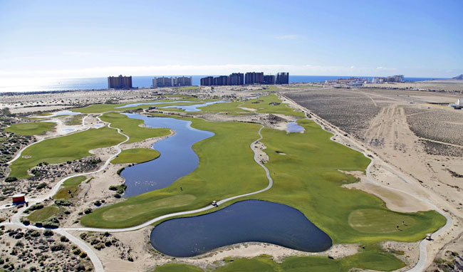 Las Palomas Rocky Point Rentals The Links Golf Course