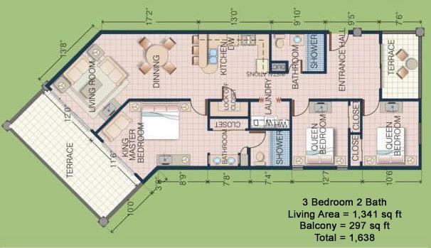 Casa-Blanca-Rocky-Point-Three-Bedroom-Condo