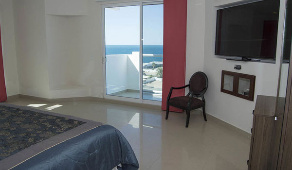 Rocky-Point-House-Rental-Sunset-Hill-Bedroom-View