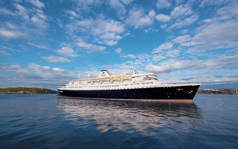 Rocky Point Mexico cruise ship Astoria