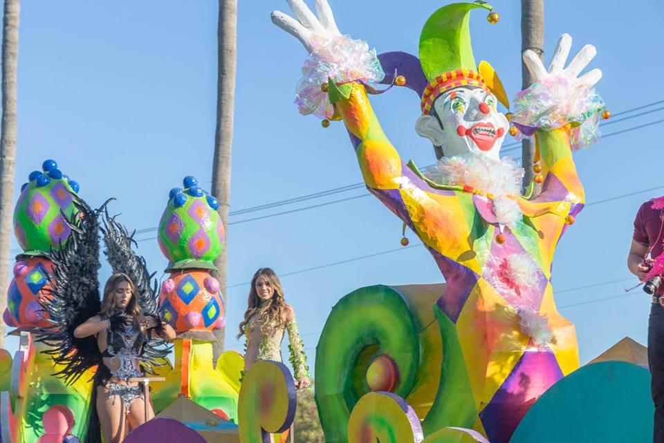 Carnaval Puerto Penasco 2019