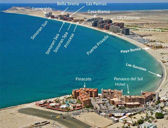 puerto-penasco-maps